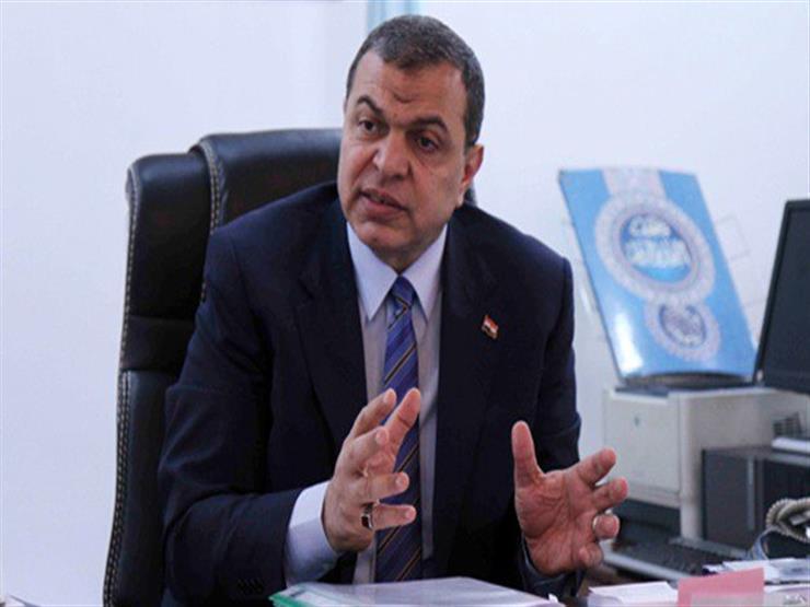 محمد سعفان وزير القوى العاملة كورونا